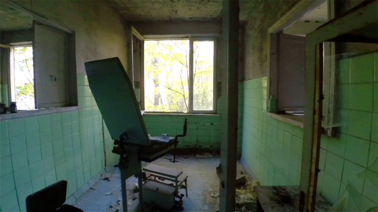 Pripyat Children's Hospital