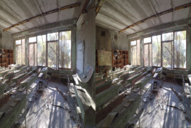 Pripyat Basic School 3D SBS
