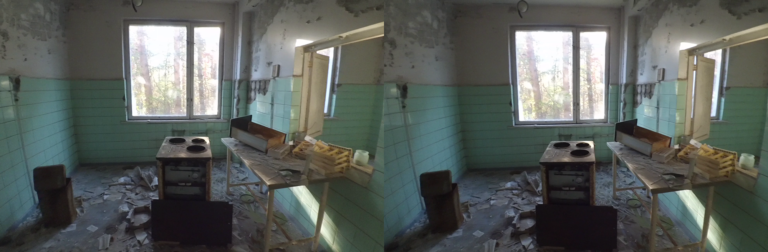 Pripyat Children's Hospital VR